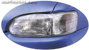 HEADLAMP GUARDS TOYOTA RAV'4 2000/2006  PROTECTION PHARES PLEXI