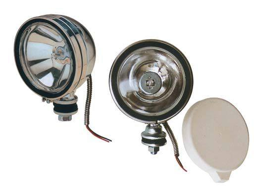 accessoires 4x4 4x4 accessoires marina phare longue portee inox unit 16 100w. Black Bedroom Furniture Sets. Home Design Ideas