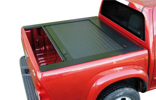 ROLL TOP COVER MAZDA BT50/FORD RANGER 07  DOUBLE CAB