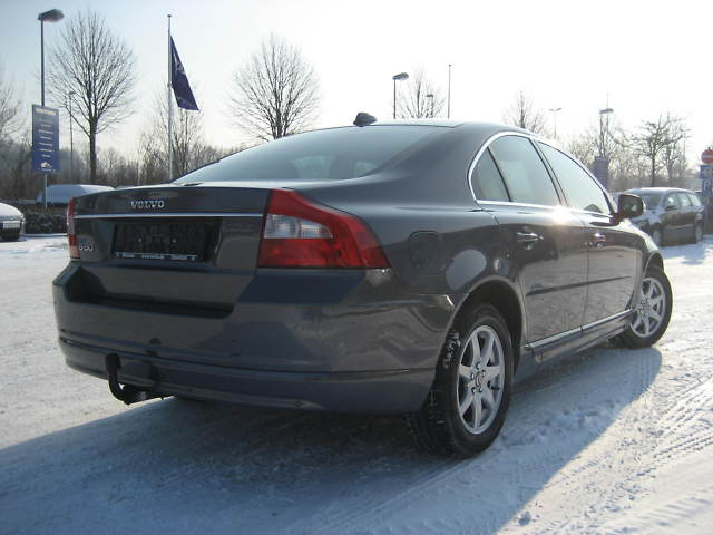 ATTELAGE VOLVO S80 1998->2006 - RDSO demontable sans outil - attache remorque BRINK-THULE