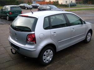 ATTELAGE VOLKSWAGEN Polo 2002->2009 (3/5 Portes 9N) (sauf Polo Fun) - RDSO demontable sans outil - attache remorque BRINK-THULE