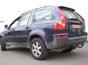ATTELAGE VOLVO XC90 2002 4X4 - RDSO demontable sans outil - attache remorque BRINK-THULE
