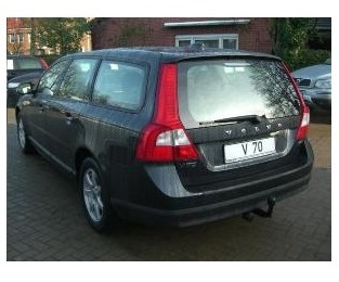 ATTELAGE VOLVO S80 2006-> RDSO demontable sans outil - BRINK-THULE