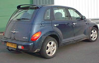 ATTELAGE CHRYSLER PT Cruiser 10/2000-> COL DE CYGNE - attache remorque ATNOR