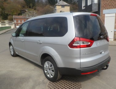 ATTELAGE FORD GALAXY 06/2010-> - COL DE CYGNE - attache remorque ATNOR