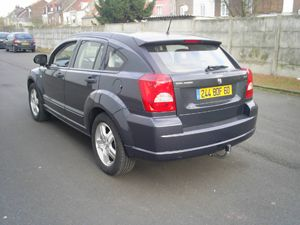 ATTELAGE DODGE CALIBER COL DE CYGNE ATNOR - attache remorque ATNOR
